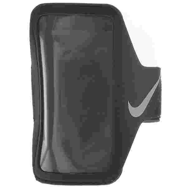 Nike Lean Arm Band Plus Handytasche black-black-silver
