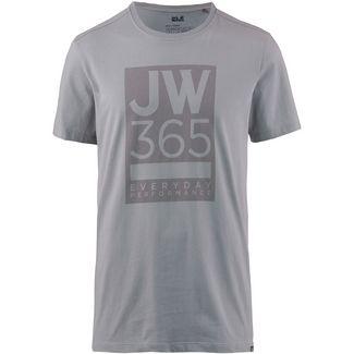 Jack Wolfskin 365 T T-Shirt Herren slate grey