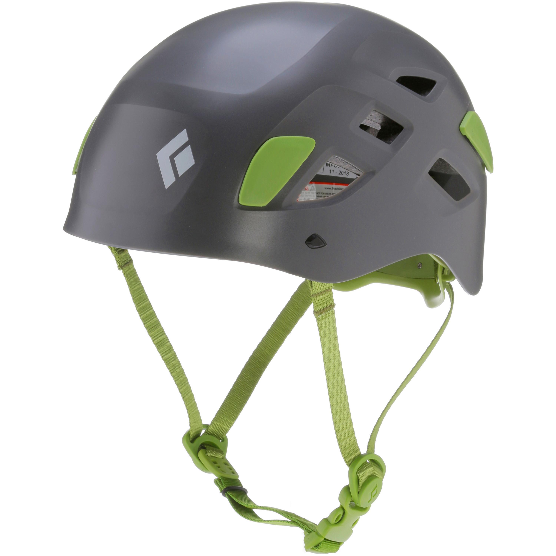 Image of Black Diamond Half Dome Helmet Kletterhelm Gr M/L grau/schwarz