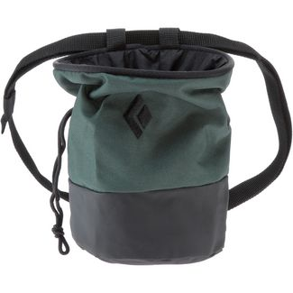 Black Diamond Mojo Zip Chalkbag deep forest-slate