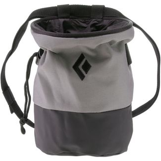 Black Diamond Mojo Zip Chalkbag ash-slate