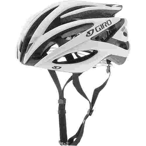 Giro Atmos II Fahrradhelm mat white-black