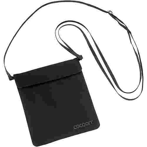 COCOON Secret Passport Brustbeutel sand grey