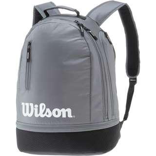 Wilson TEAM Tennisrucksack grey-black