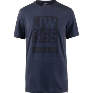 Jack Wolfskin 365 T T-Shirt Herren night blue