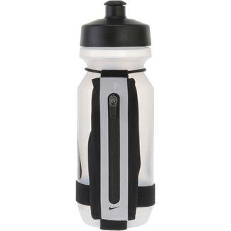 Nike Minimal Handheld Bottle Trinkflasche black-black-silver