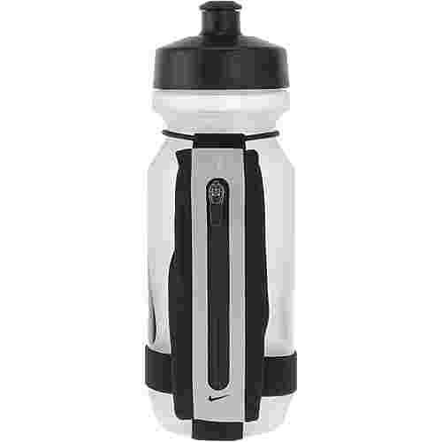 e1ba42621c0af Nike Minimal Handheld Bottle Trinkflasche black-black-silver im ...