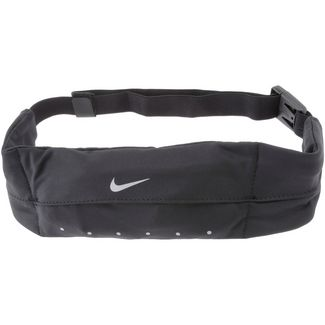 Nike Expandable Waistpack Bauchtasche black-black-silver