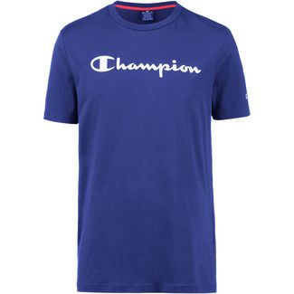 CHAMPION T-Shirt Herren sodalite blue