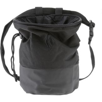 Black Diamond Mojo Zip Chalkbag black-slate