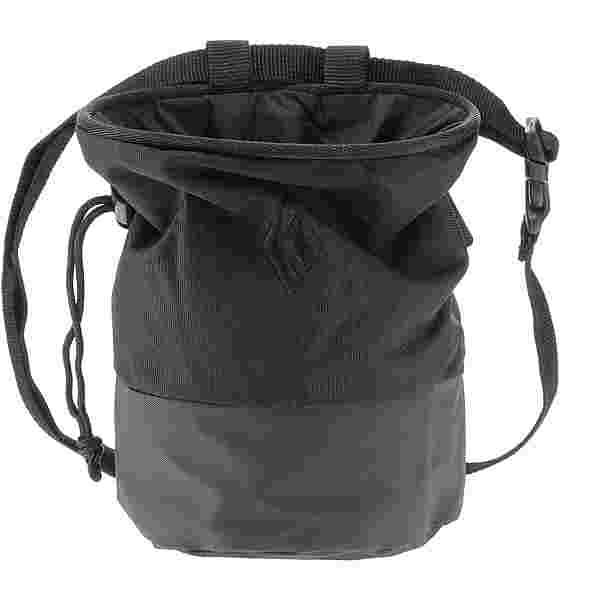 Black Diamond Mojo Zip Chalkbag black-slate