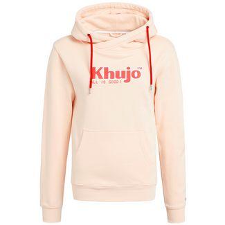Khujo JULIE PRINT Sweatshirt Damen apricot