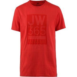 Jack Wolfskin 365 T T-Shirt Herren peak red