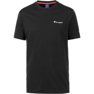 CHAMPION T-Shirt Herren black beauty