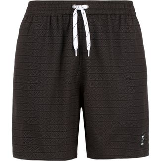 iriedaily Tahiti Shorts Herren black-anthra