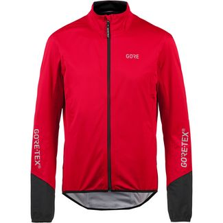 GORE® WEAR C5 Active GORE-TEX® Fahrradjacke Herren red/black