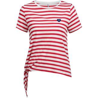 Only onlBRAVE T-Shirt Damen cloud dancer-bittersweet