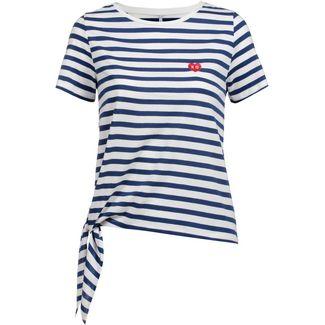Only onlBRAVE T-Shirt Damen cloud dancer-sodalite blute