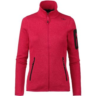 CMP Fleecejacke Damen corallo-ibisco