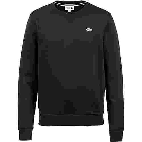 Lacoste Sweatshirt Herren noir