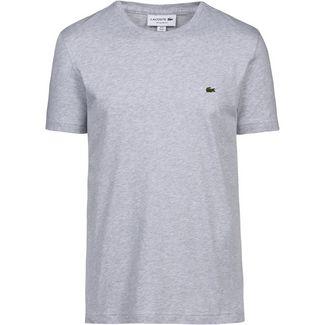 Lacoste T-Shirt Herren argent chine