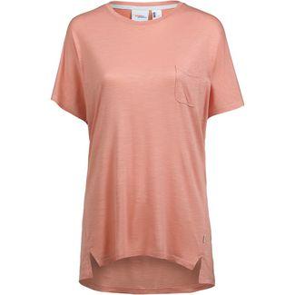 O'NEILL Essentials T-Shirt Damen past rose