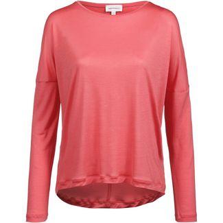 ARMEDANGELS Lonnaa Langarmshirt Damen pink rose