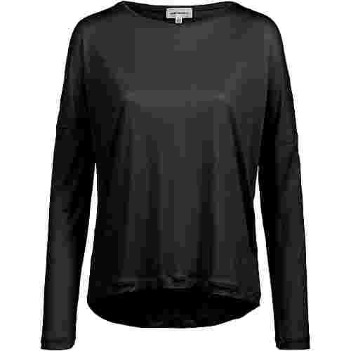 ARMEDANGELS Lonnaa Langarmshirt Damen black