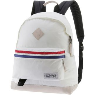 EASTPAK Rucksack Wyoming Daypack into retro white