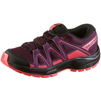 Salomon Kicka Multifunktionsschuhe Kinder potent purple-dark purple-hibiscus
