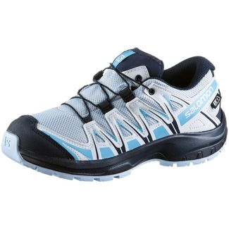 Salomon XA PRO 3D Multifunktionsschuhe Kinder cashmere blue-illusion blue-cyan bl