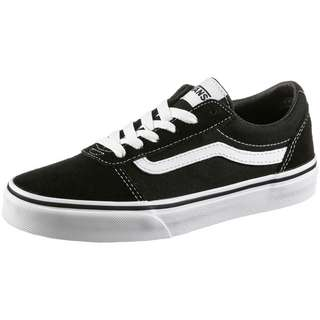 Vans Ward Sneaker Kinder black-white