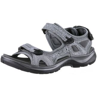 ECCO Offroad Outdoorsandalen Damen titanium-dark shadow