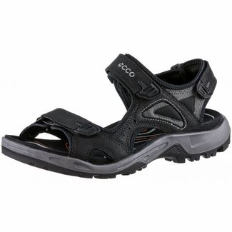 ECCO Offroad Outdoorsandalen Herren black-dark shadow