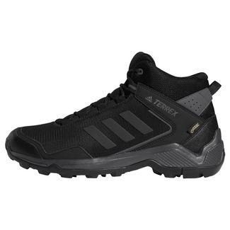 adidas TERREX Eastrail Mid GTX Schuh Wanderschuhe Herren Carbon / Core Black / Grey Five