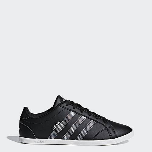 adidas Damen VS CONEO QT Sneaker Schwarz (Core BlackActive