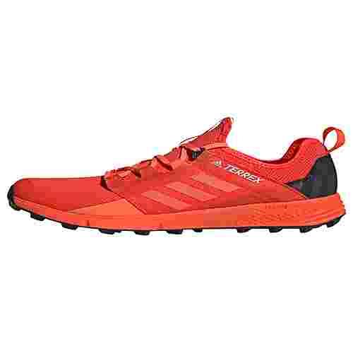 adidas TERREX Speed LD Schuh Wanderschuhe Herren Active Orange / True Orange / Core Black