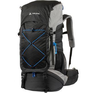 VAUDE Khumbu III 65+10 Trekkingrucksack Herren black