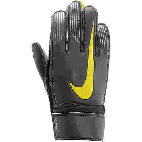 Nike NK GK MATCH JR-FA18 Torwarthandschuhe Kinder anthracite-black-opti yellow