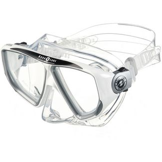 AQUA LUNG Oyster Taucherbrille white black
