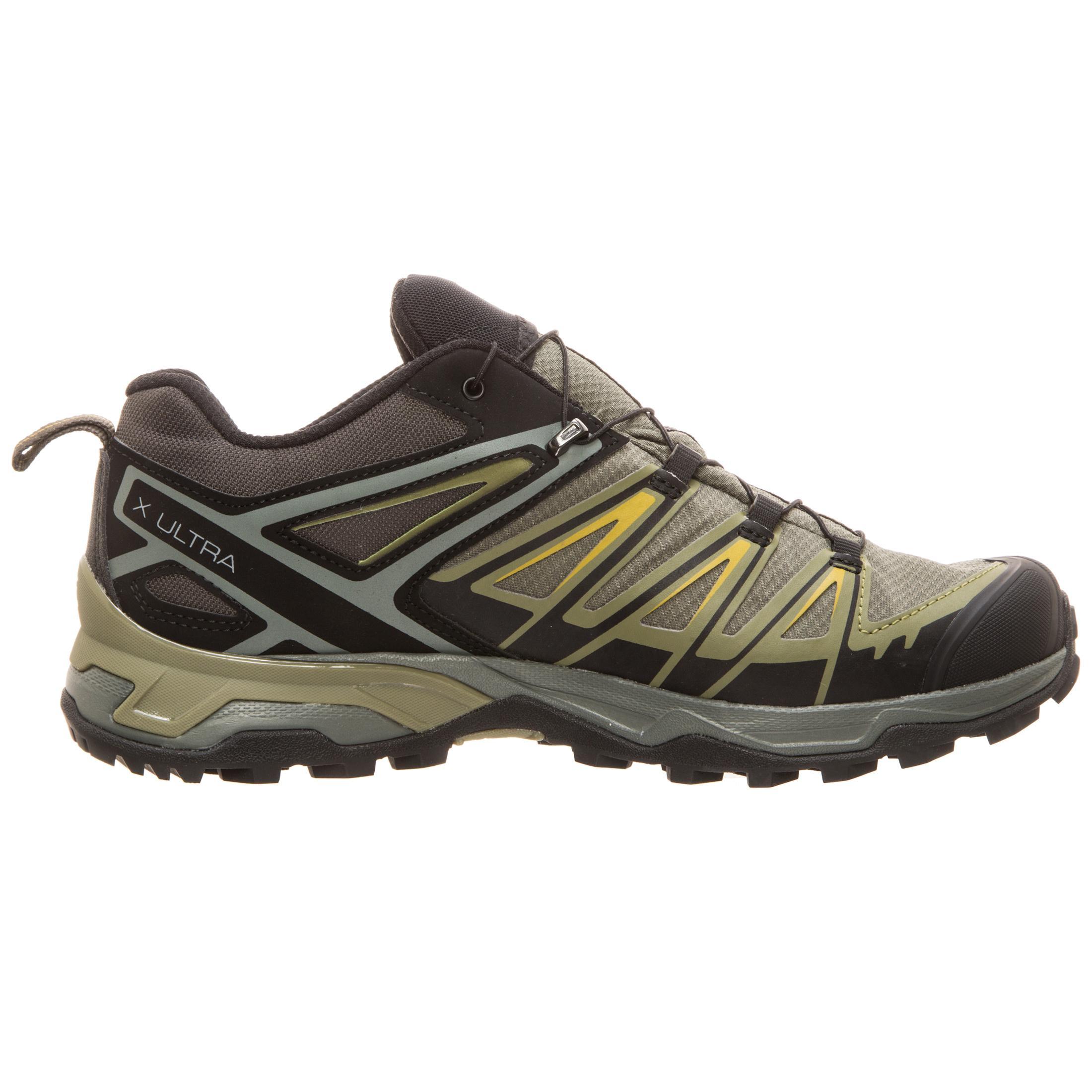 Salomon X Ultra 3 GTX Laufschuhe Herren khaki     schwarz im Online Shop von SportScheck kaufen Gute Qualität beliebte Schuhe d324aa