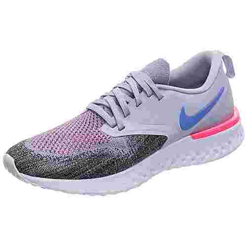 Nike Odyssey React 2 Laufschuhe Damen grau / rosa