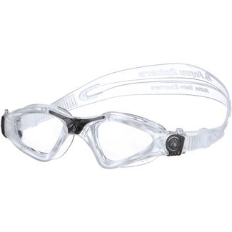 Aqua Sphere Kayenne Schwimmbrille transparent-black transparent