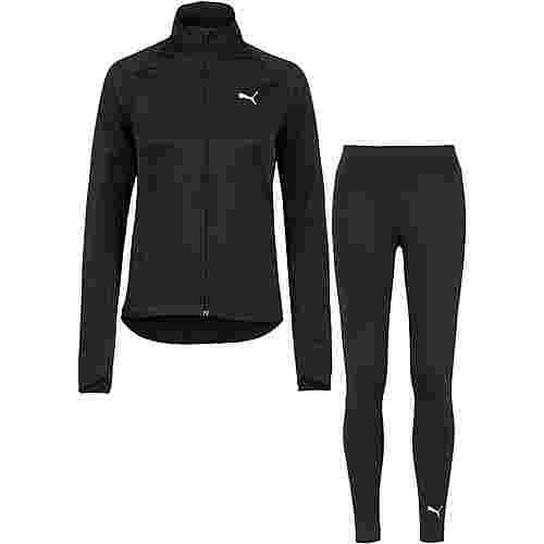 PUMA Yoga Inspired Trainingsanzug Damen puma black