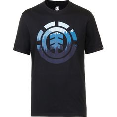 Element Glimpse T-Shirt Herren flint black