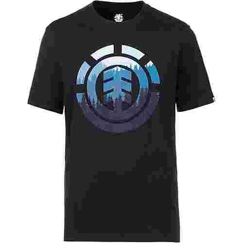 Element Glimpse T-Shirt Herren flint black