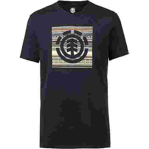 Element Indiana T-Shirt Herren eclipse navy