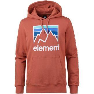 Element Joint Hoodie Herren etruscan red