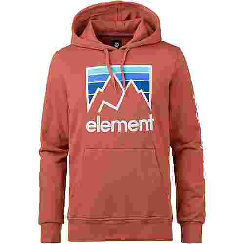 Element Joint Hoodie Herren etruscan red