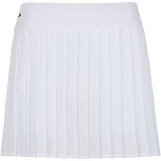 Lacoste Tennisrock Damen white-white-white